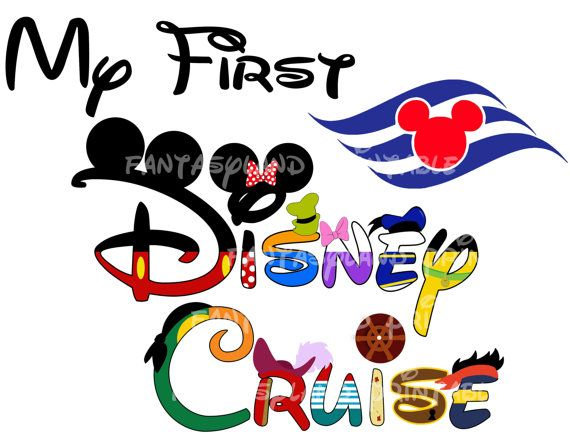 Disneyland clipart cruise By Images! My images FantasylandPrintable