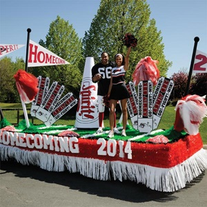 Floating clipart homecoming parade Spirit Spirit parade ideas Parade