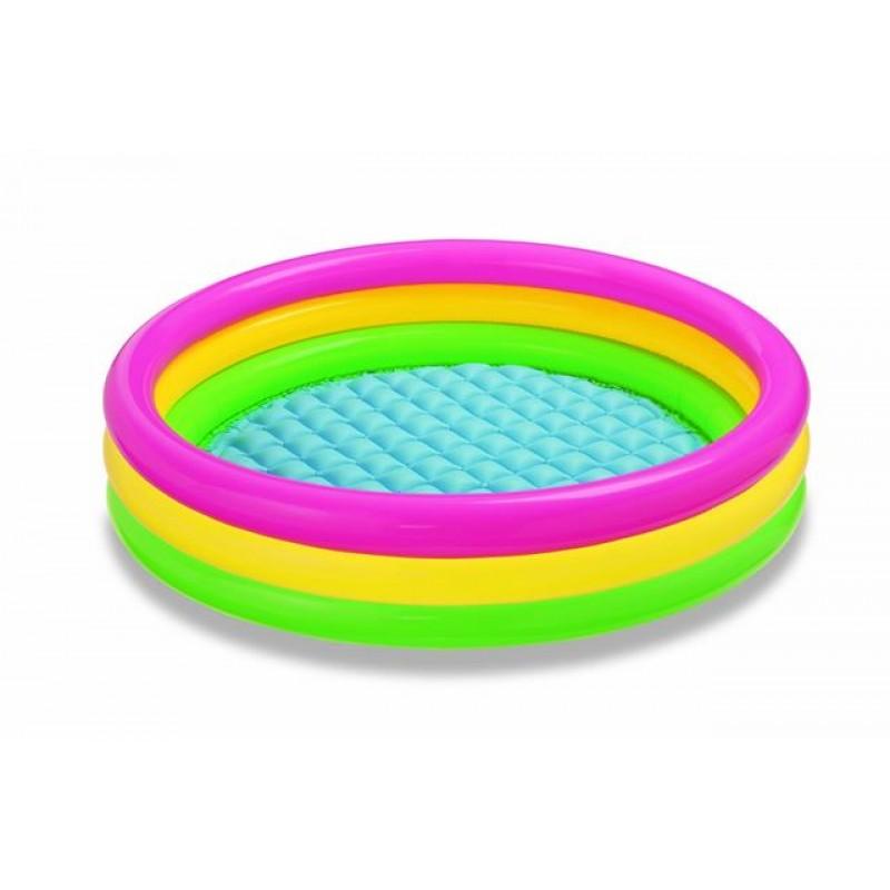 Floating clipart kiddie pool Sunset Kiddie Sunset Intex Pool