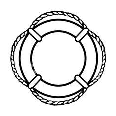 Ring clipart life preserver #3