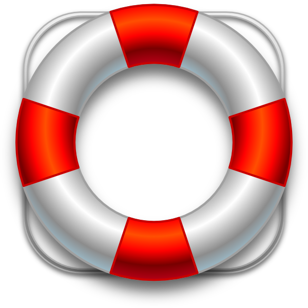Floating clipart life buoy Preserver  life Life Collection