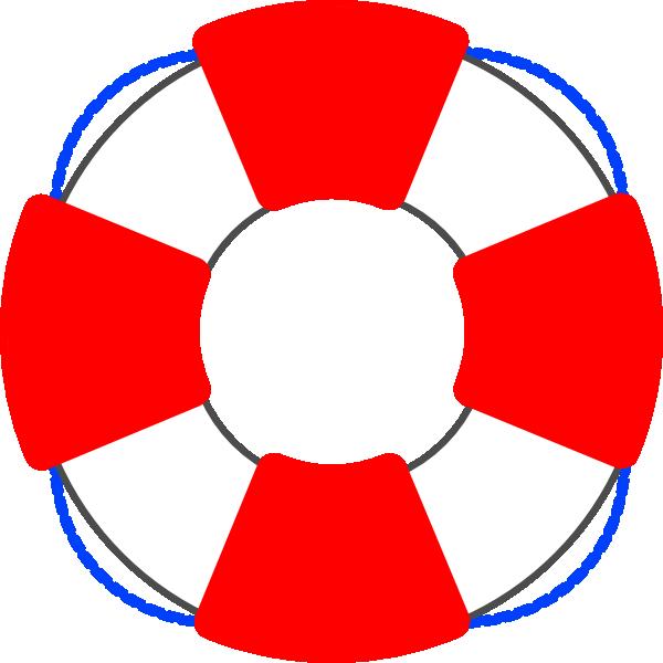 Ring clipart life preserver #1