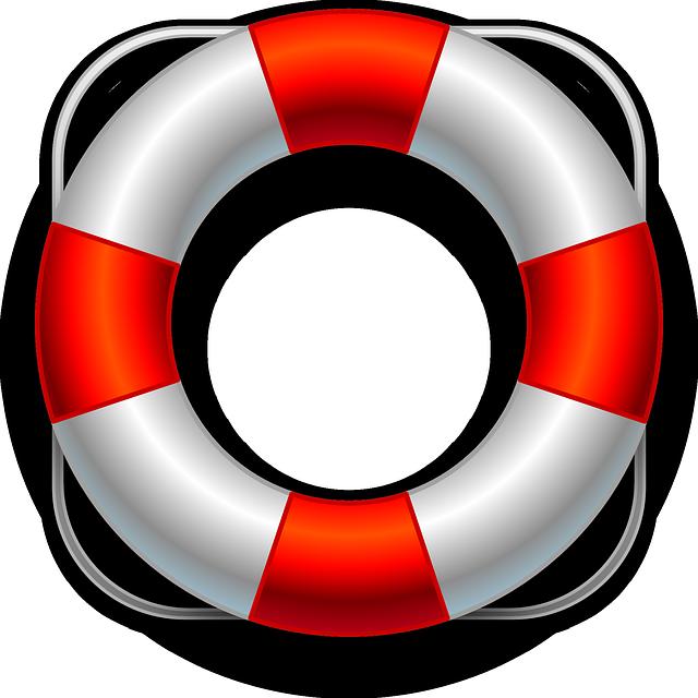 Ring clipart life preserver #4