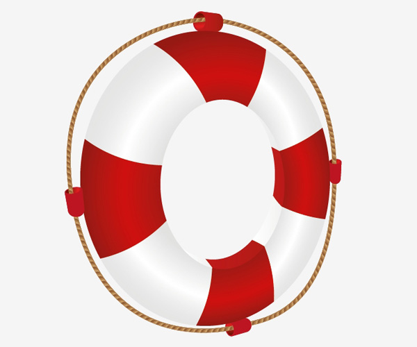 Floating clipart lifesaver Tiny life life Lifesaver #art