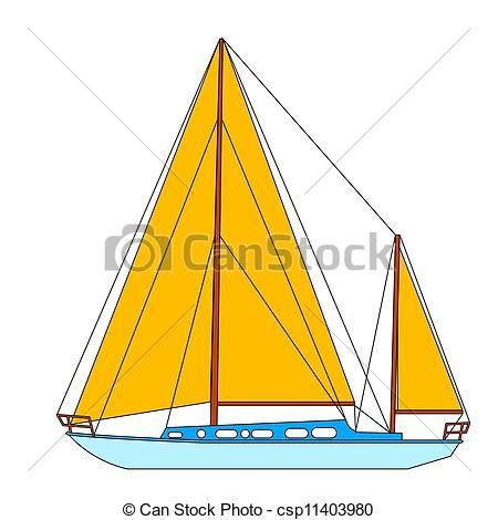 Sailing clipart float #4