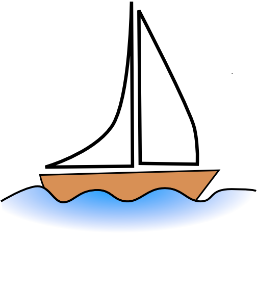 Boat clipart little boat Free Of Free Download Water