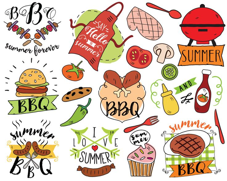 Picnic clipart summer weather #1