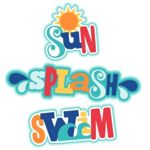 Floating clipart summer splash On Pinterest CLIPART best SUMMER