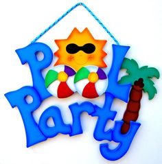 Party clipart pool Pool Cartoon Swimming Free clipart