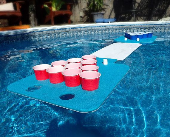 Floating clipart water game Game party drinking 8 Beer