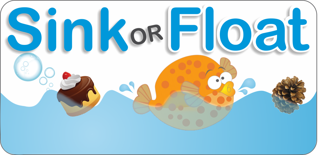 Floating clipart water game Sink or Android game science