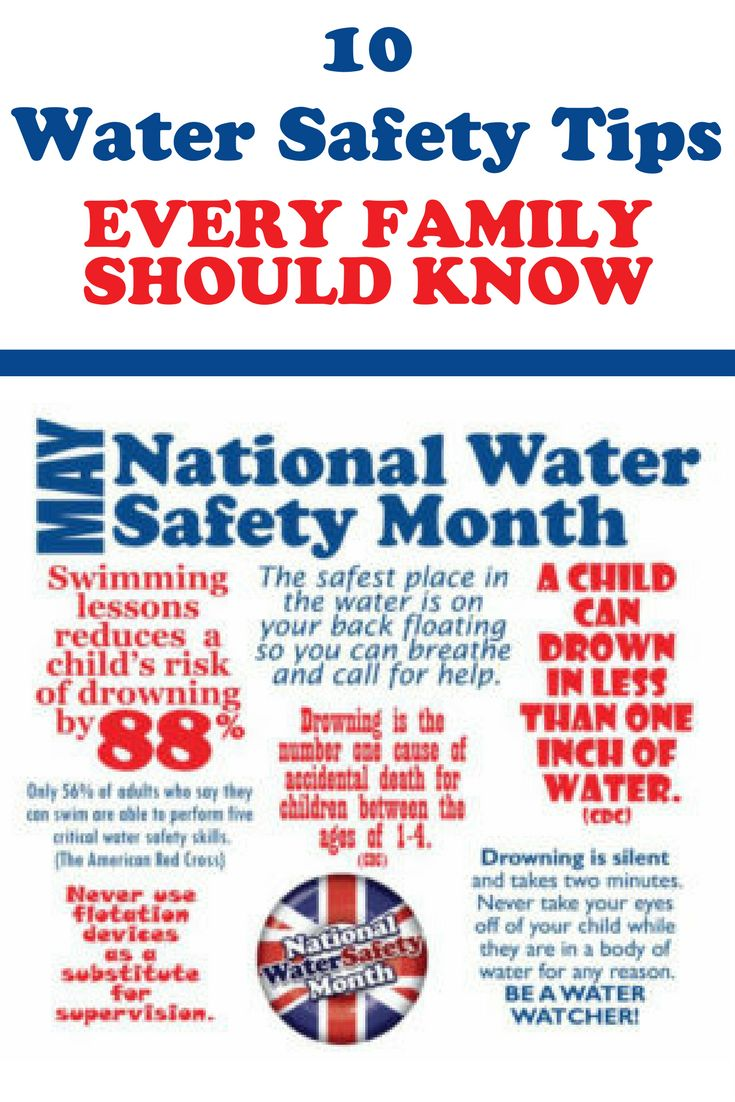 Floating clipart water safety Friends tips 10 Water at