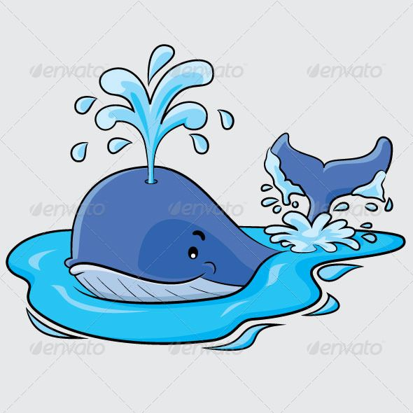 Squares clipart whale Best on Cartoons about Whale