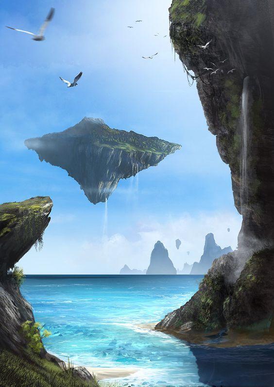 Floating Island clipart Pinterest Islands island 12 that