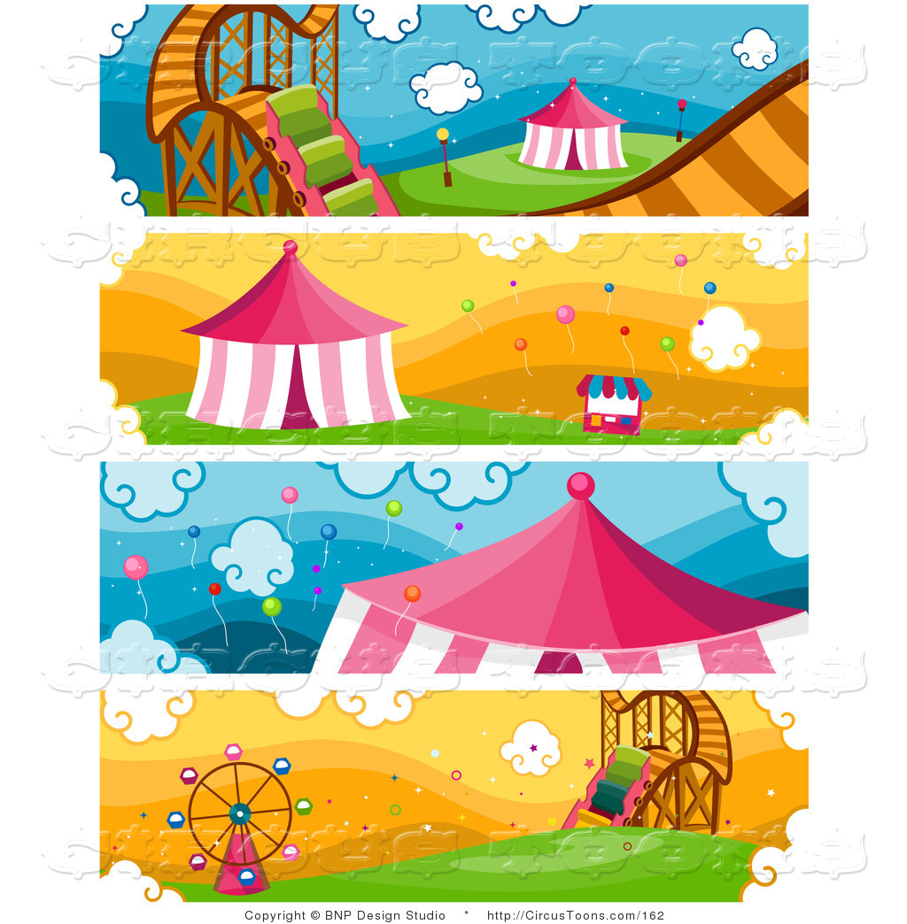 Floating Island clipart theme park Theme Circus Free Park Royalty