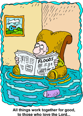 Flooded clipart #14