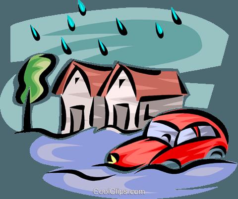 Flooded clipart cartoon Clipart Flood com Gclipart clipart