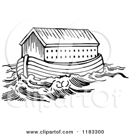 Flooded clipart noah and the flood Clip Noahs and of Royalty