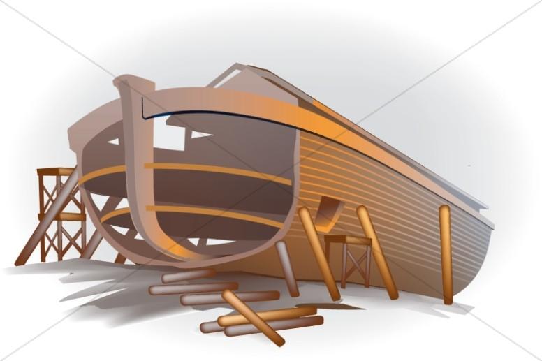 Flood clipart arc Noah Old Old Testament Builds
