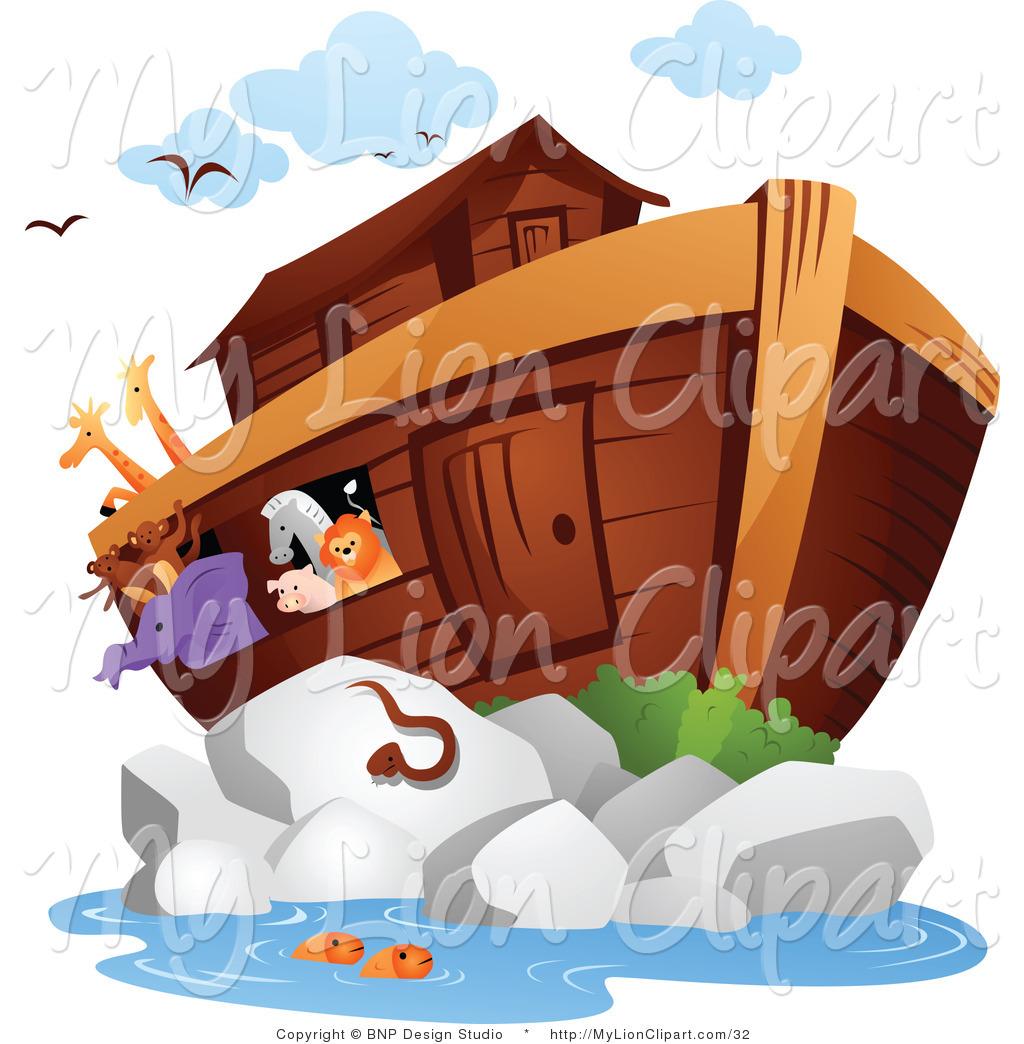 Flood clipart arc Noahs Noahs Lion Designs Arc