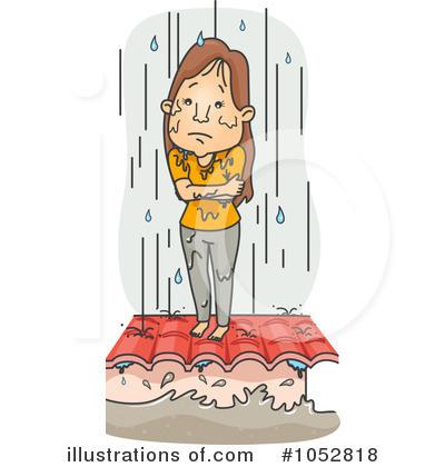 Flooded clipart cartoon (RF) Royalty Studio Stock Clipart