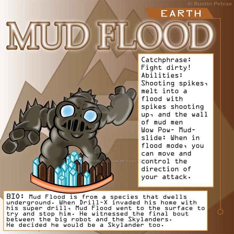Flood clipart drill  Concept Skylander Element by