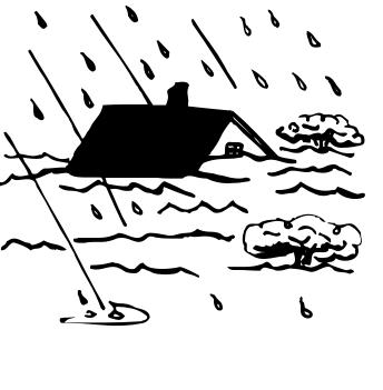 Flooded clipart animated The FD Weather flood Hayward