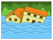 Flooded clipart search and rescue Size: Search Pictures flooding 103