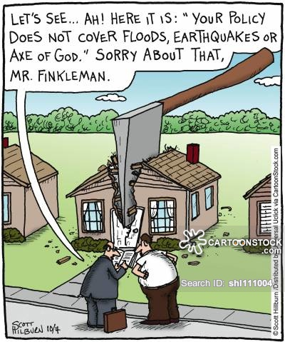 Disaster clipart earthquake cartoon Of Disaster funny Disaster 385