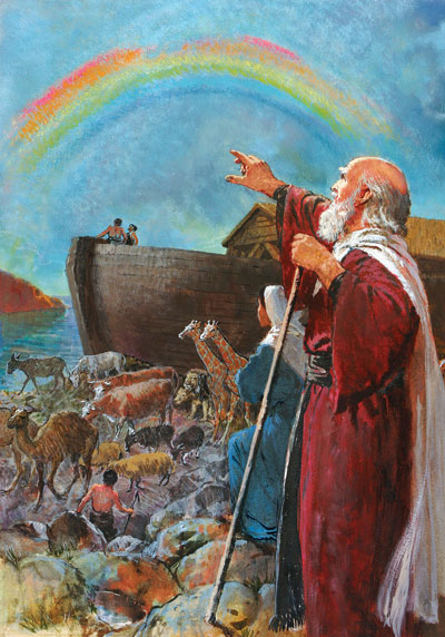 Flood clipart noah and the flood Great Movie MyChurchToolbox and Noah