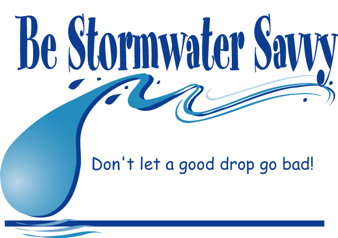 Flood clipart stormwater Education Information basic & logo