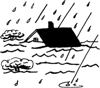 Disaster clipart bad weather Bathroom Flood Cliparts Cliparts Flash
