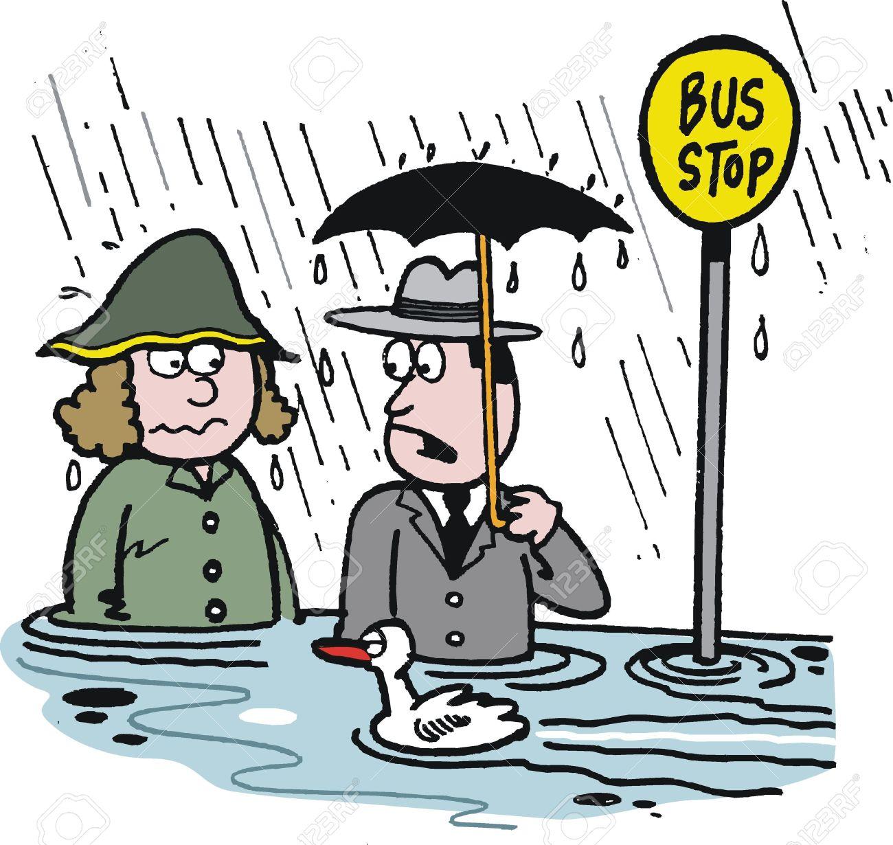 Flooded clipart cartoon #3 Flood clipart clipart Flood