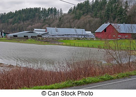 Flooded clipart farmer Stock Dairy DECEMBER pictures STANWOOD