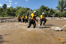Flooded clipart search and rescue Rescue Search Clip and Team