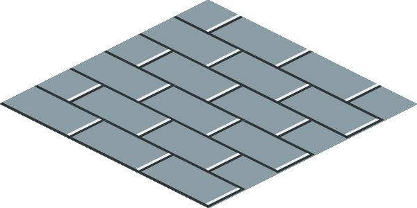 Floor clipart Floor Clip as: Isometric art