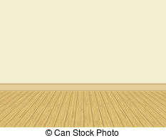 Wooden Floor clipart tile Art with Empty floor floor