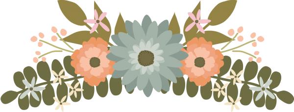 Floral clipart Free Art image graphics Clip