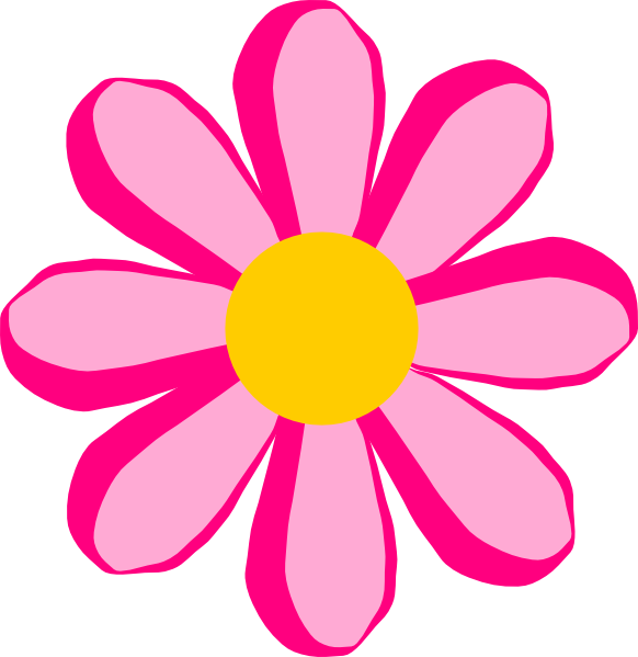 Floral clipart animated flower Art Flower Clipart flowers collections