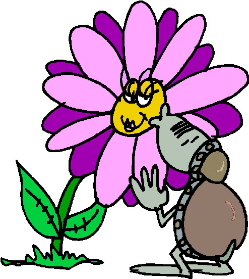 Moving clipart spring #3