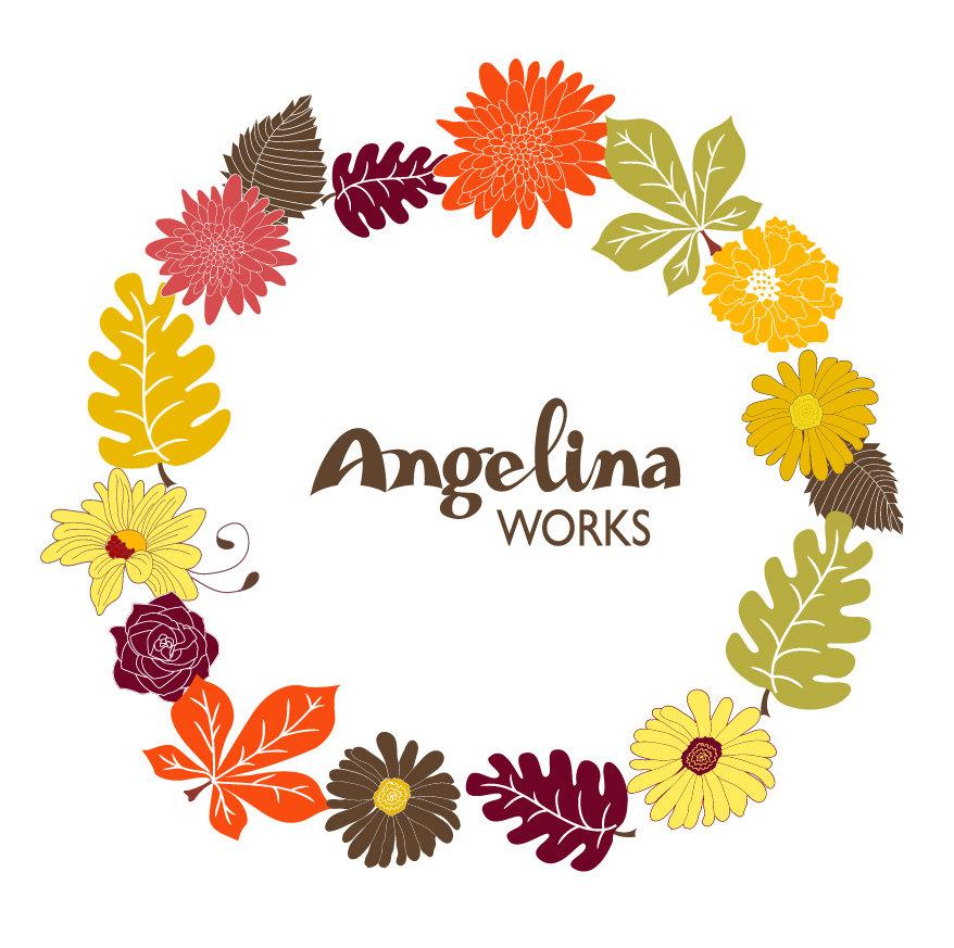 Floral clipart autumn flower For Sold Flowers art Clip