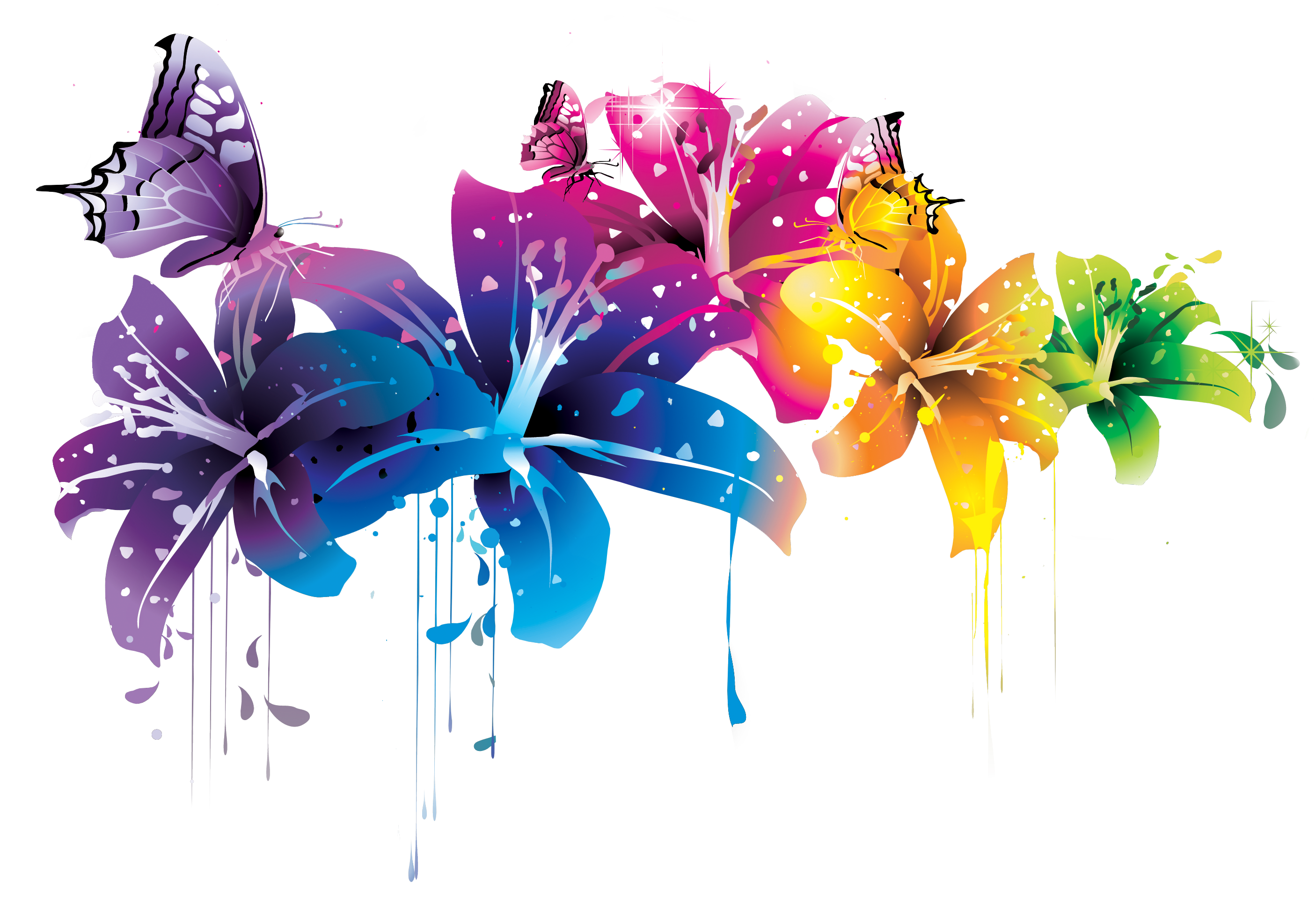 Library clipart vector Like Clipart Flower Free Clipart