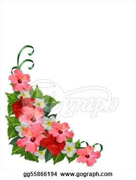 Floral clipart corner border Art Free Border Images Corner