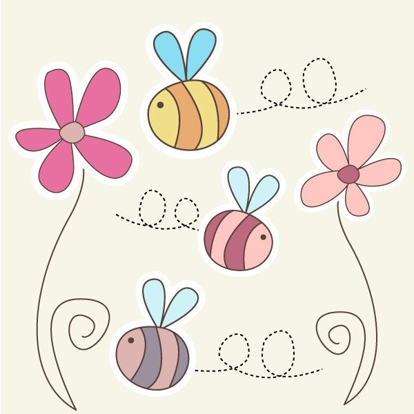 Illustration clipart cute flower Images on Bing 25+ Best