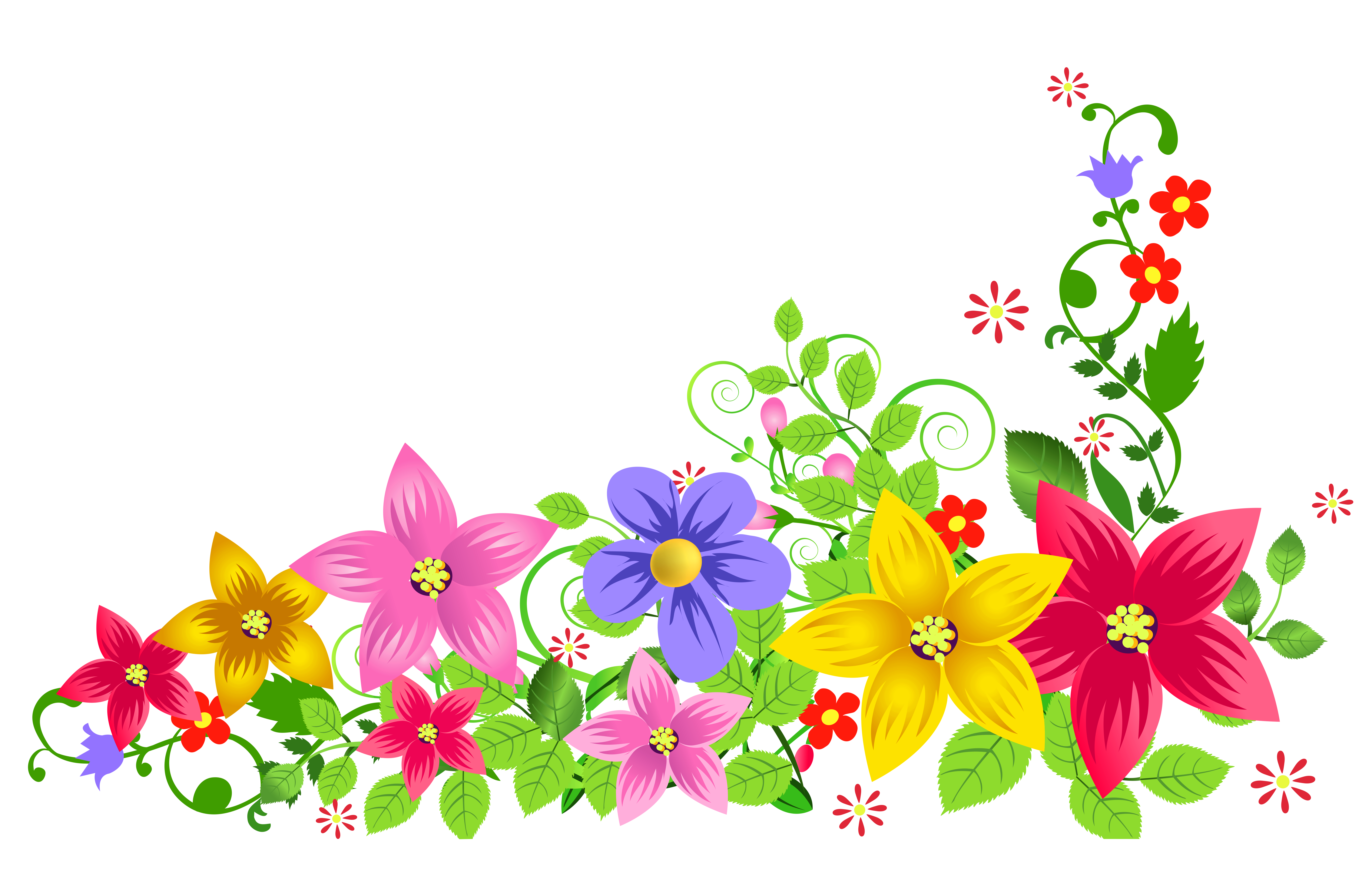 Caribbean clipart flower decoration Free Download Library Floral on