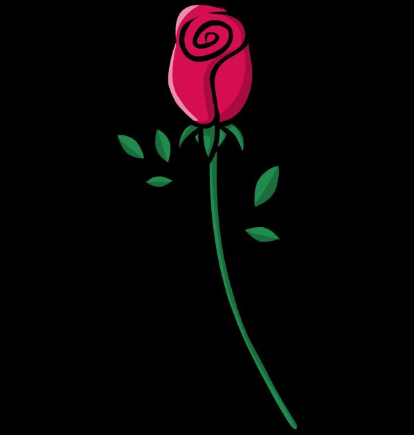 Floral clipart decorative symbol Symbol decoration flower leaves budding