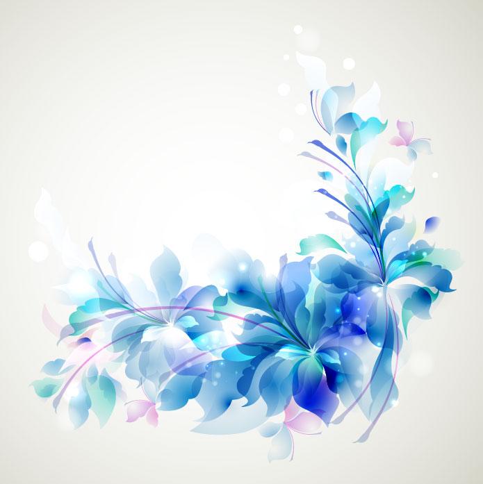 Floral clipart elegant flower Patterns Patterns vector Designs about