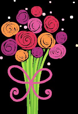 Drawn bouquet Bouquet Bouquet bouquet Clip Clipart