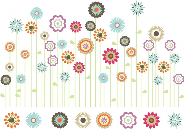 Bright clipart spring flower Spring  Spring download free