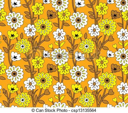 Line Art clipart flower wallpaper Background  Vector flower wallpaper